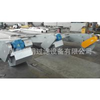 莘明供应污水处理成套设备 回转式格栅 污水处理格栅 格栅清污机