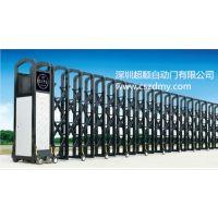 深圳超顺利自动伸缩门,款式多样,做工精细,可免费上门安装。欢迎新老客户来电选购。