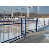 厂家热销无锡江苏热镀锌围墙护栏@静电喷涂方管栏杆@组装护栏