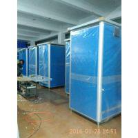 供应小区移动厕所\小区便民服务亭、移动书报亭、社区服务亭