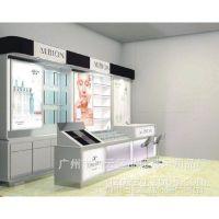 BG-275 欧莱雅化妆品货架展柜 化妆品高柜/前柜 精品展柜 品质展示烤漆