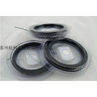销售新款钛镍弹性合金渔具丝绳 直径0.65mm