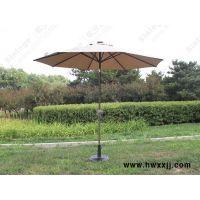 偏转中柱伞室外庭院露台太阳伞馨宁居户外休闲遮阳伞
