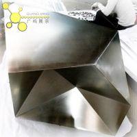 专业定制不锈钢展示台 镜面拉丝展示台定做