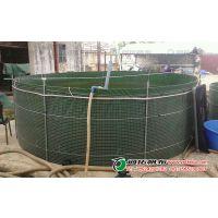 帆布鱼池加工定制,养殖鱼池帆布,帆布批发
