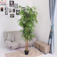 嘉伟仿真植物高档家居装饰仿真竹子