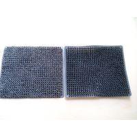 青岛卓牧产蛋箱仿草塑料窝垫片| 产蛋箱人工塑料垫