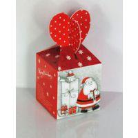 平安果纸盒平安夜苹果纸盒圣诞节苹果包装纸盒印刷定制