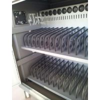 厂家直销-移动式笔记本充电柜(50位) 型号:TB93-HJ-CM03