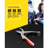 台湾进口园林工具花木修剪树枝果树剪子粗枝剪修枝剪园艺剪刀