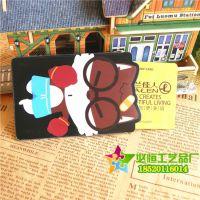 双十一淘宝超人气赠品公交卡套 实用礼品PVC卡通松鼠公交卡套