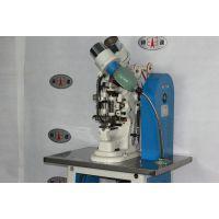 温州邦达自动双面钉鞋眼机BD-95 自动冲孔钉气眼