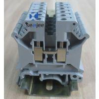 希捷牌UK5N接线端子厂家,UK5N接线板,UK5N端子板,UK5N电压端子