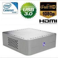 HTPC 电脑主机 I5 3470 3.2G 2G内存 1TB硬盘 客厅HTPC电脑