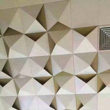 云南生产艺术雕刻异形铝单板 弧形铝单板