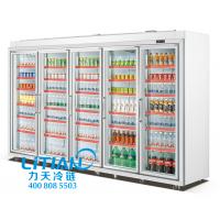 五门冷柜,六门冰柜,七门饮料柜超市便利店组合冷柜饮料展示冷藏柜 力天冷柜 4008085503