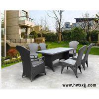 北京阳台休闲家具别墅花园桌椅咖啡厅桌椅
