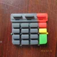 电动玩具中都需要使用硅胶按键