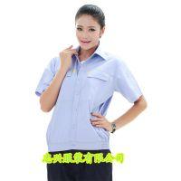 越秀夏季工衣定做厂家,短袖工衣定制,便宜