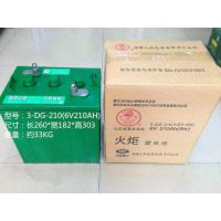 3-D-180高尔夫球车蓄电池 6V180AH电瓶