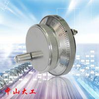 中山大工DAG数控车床编码器手轮配件元件面板式电子手轮脉冲器