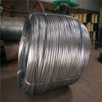 安平丝网厂生产铁丝 热镀锌电镀锌丝圆形 高锌普锌热镀锌铁丝厂价直销