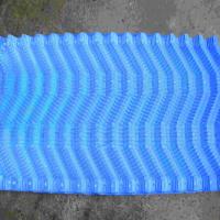 s波冷却塔填料 折波冷却塔填料 斜交错冷却塔填料生产厂家