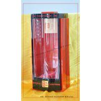 【10年工厂】鉴赏级干红葡萄酒包装盒 干红葡萄酒木包装盒 木酒盒