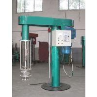 昌浩供应11KW篮式砂磨机 液压升降蓝式砂磨机 分散研磨一体机