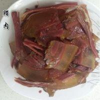 农户直销曾家山腊肉 自制柏枝烟熏腊肉跑山土猪1斤=1袋 3斤免邮