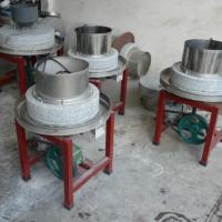 河源经销处供应西江电动石磨肠粉机是机关食堂早餐必备