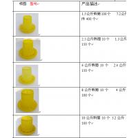 塑料农、渔制品 饮水器料筒 滑轮 蓄用饮水器配件