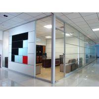 供应崇左办公隔墙,单玻隔断,多款式任选。