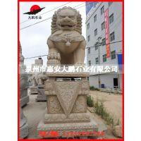 大量供应 石雕狮子 仿古石雕狮子 天安门狮子 质量保证