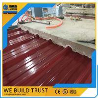 塑料彩瓦设备 PVC塑料彩钢瓦生产线设备