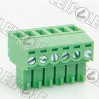 供应特供 总代理上海雷普LEIPOLE线路板端子系列-插拔式接线端子PCB端子 15ELPK-3.81