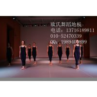 PVC舞蹈形体房地板,进口少儿培训舞蹈室地胶