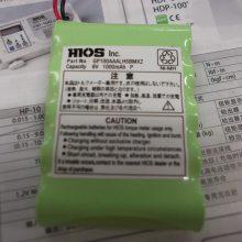 热销HIOS扭力机电池 HP-10配件、HP-100电池
