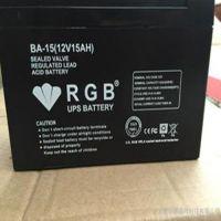 美国RGB蓄电池12V17AH