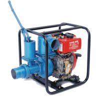 供应高扬程手压式喷灌离心泵柴油机泵组--CG100-120