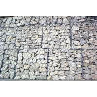 热镀锌丝雷诺护垫 石笼网箱价格 铅丝石笼销售 格宾网批发发