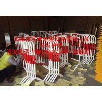 深圳铁马围栏厂家、互通铁马护栏多少钱一个、道路施工护栏规格