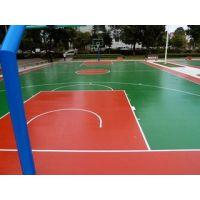 标准小学学校篮球场施工工艺施工方案