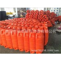 台州工程警示浮体 警示塑料浮筒供应