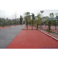 生态混凝土制品秀城品牌生态透水混凝土产品及工程施工
