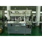 Plastic Bottle Automatic Silk Screen Printing Machine With Air Dryer / UV Curing