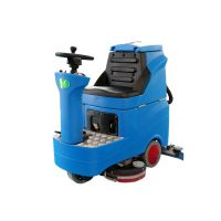 驾驶式洗地机合美全自动驾驶式洗地机HM750