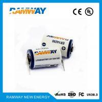 睿奕ramway 3.6V 1200mAh ER14250锂电池 智能电表专用