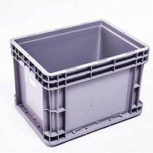 厂家批发400-230物流箱塑料周转箱可印字烫金LOGO