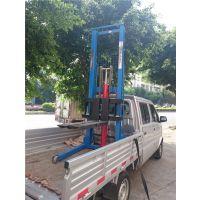 苏泰手动堆高车厂价销售,现货供应,电话0769-81017979